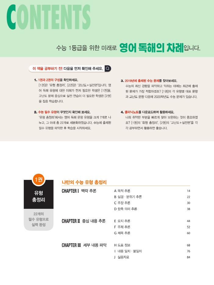 2021수능대비 - 미래로 How to 수능1등급 영어독해 미리보기6.png